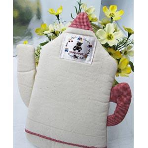 【一元特賣會】水壺型兩用隔熱墊(可當隔熱手套)