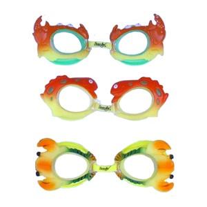 【一元特賣會】動物造型泳鏡(二入)