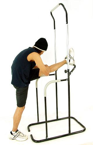 KES健身器材单杠双杠单双杠晾衣架挂衣架颈椎病克星