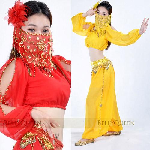 古代舞女跳舞简笔画